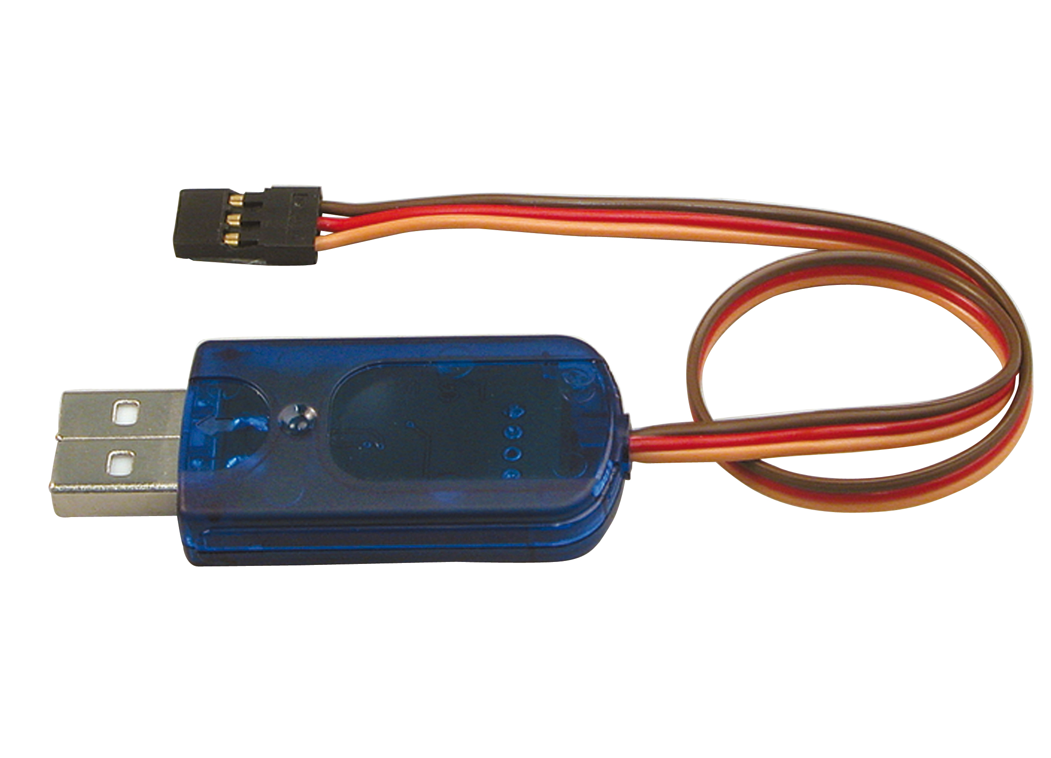 USB PC-Kabel RX+S+Telemetrie (UNI)