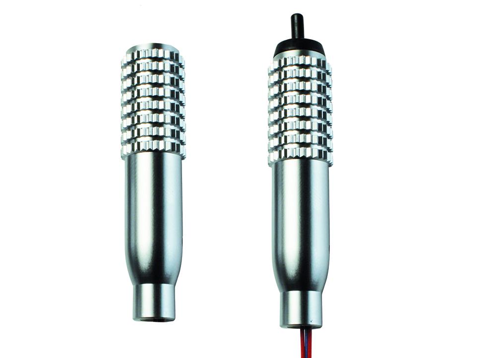 Knüppelgriff-Set Alu lang 2-Stufen-Schalt PTX/ RSX