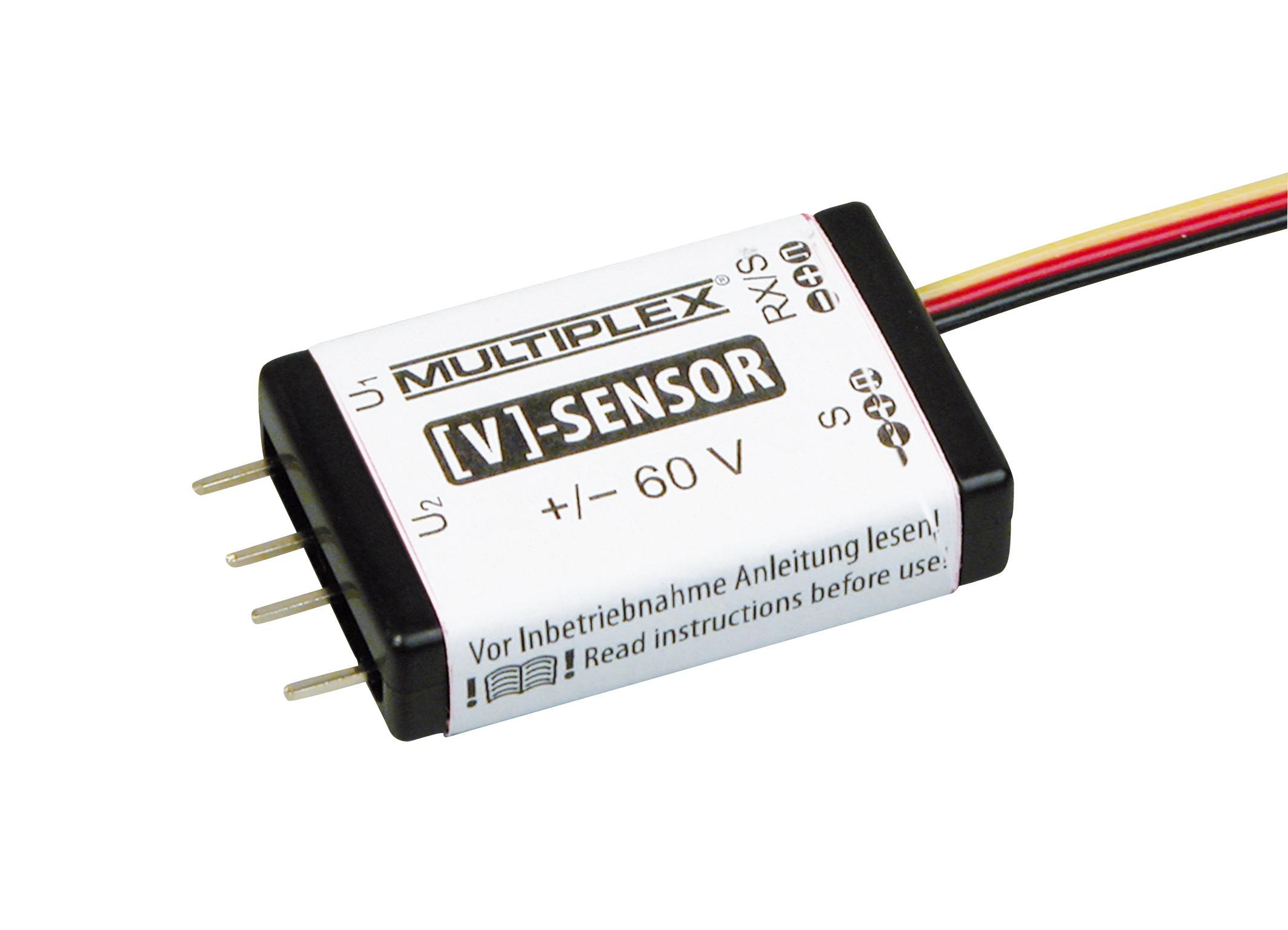 Multiplex Spannungs-Sensor für M-LINK-Empfänger