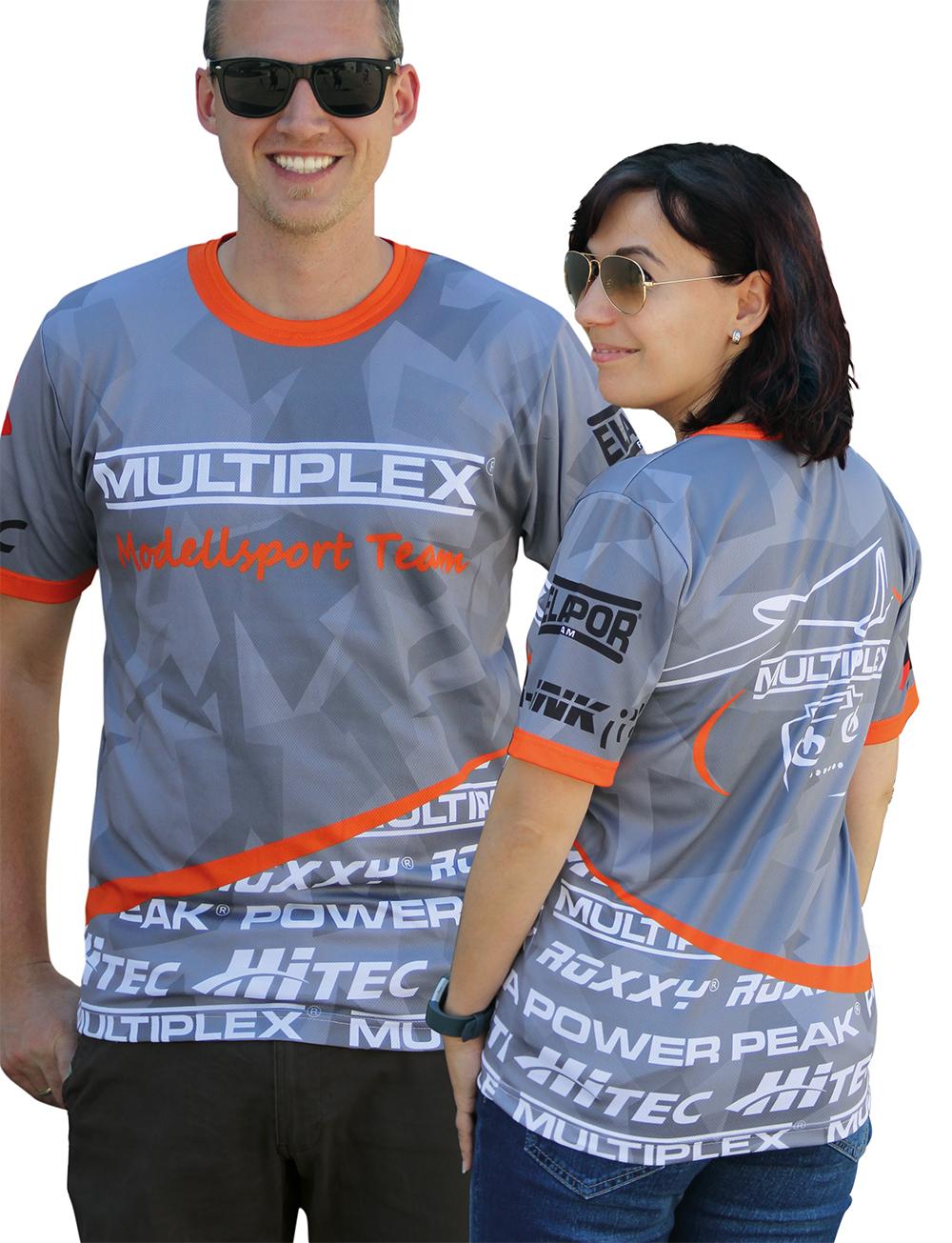 Multiplex MPX Sport-Shirt camouflage Gr.XS