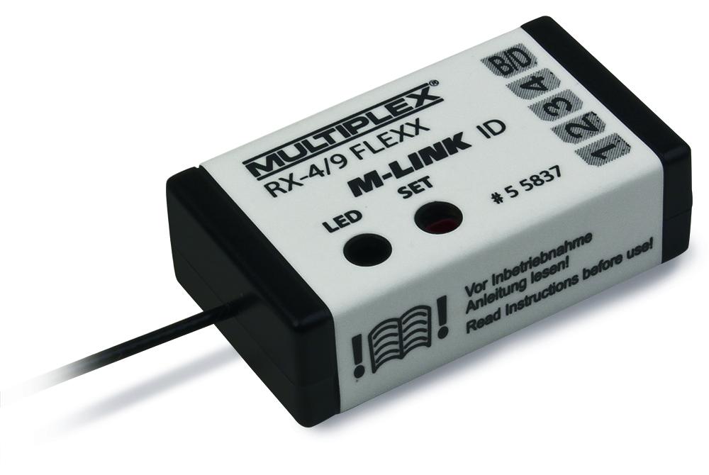 Multiplex Empfänger RX-4/9 FLEXX M-LINK ID