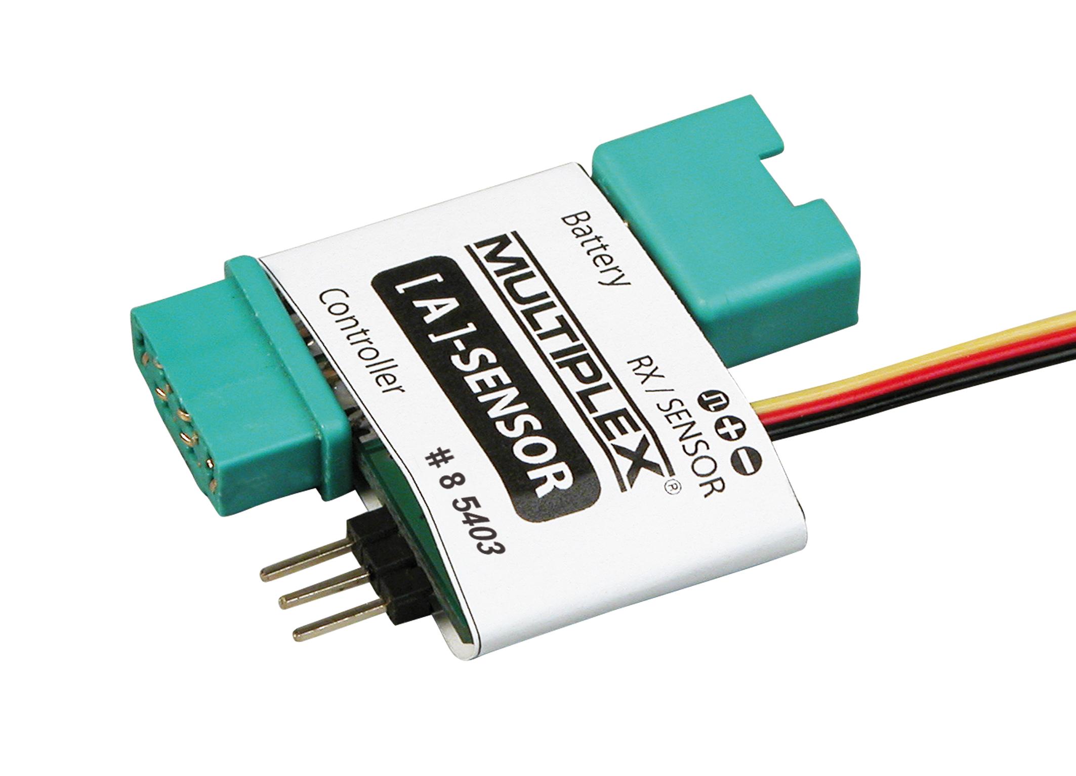 Multiplex Strom-Sensor 35 A (M6) M-LINK