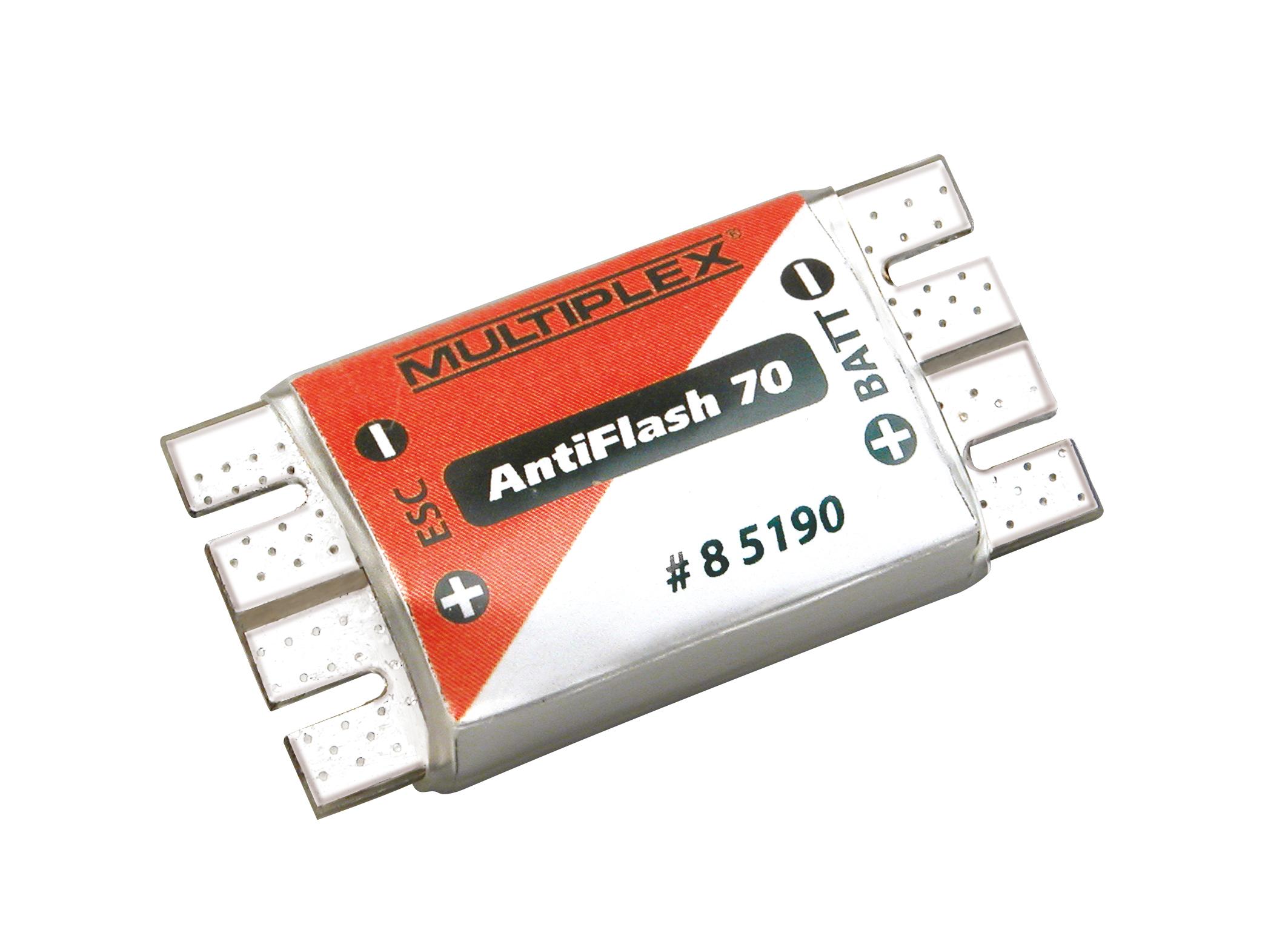 Multiplex AntiFlash 70 (ohne Stecksystem)