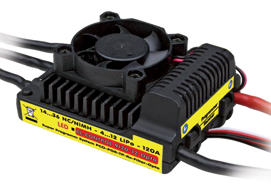 Multiplex ROXXY BL-Control 9120-12 Opto