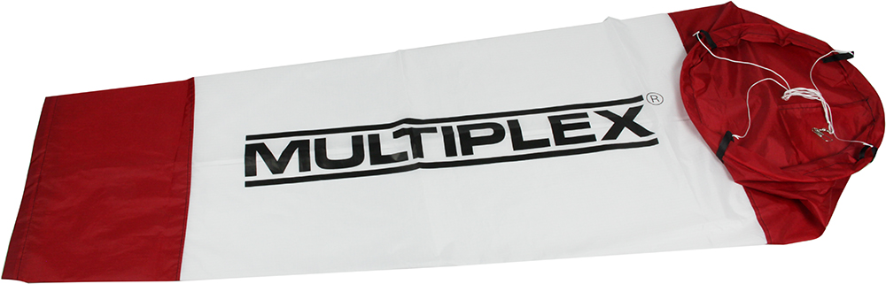Multiplex MPX Windsack groß Durchm. 300 mm; Länge