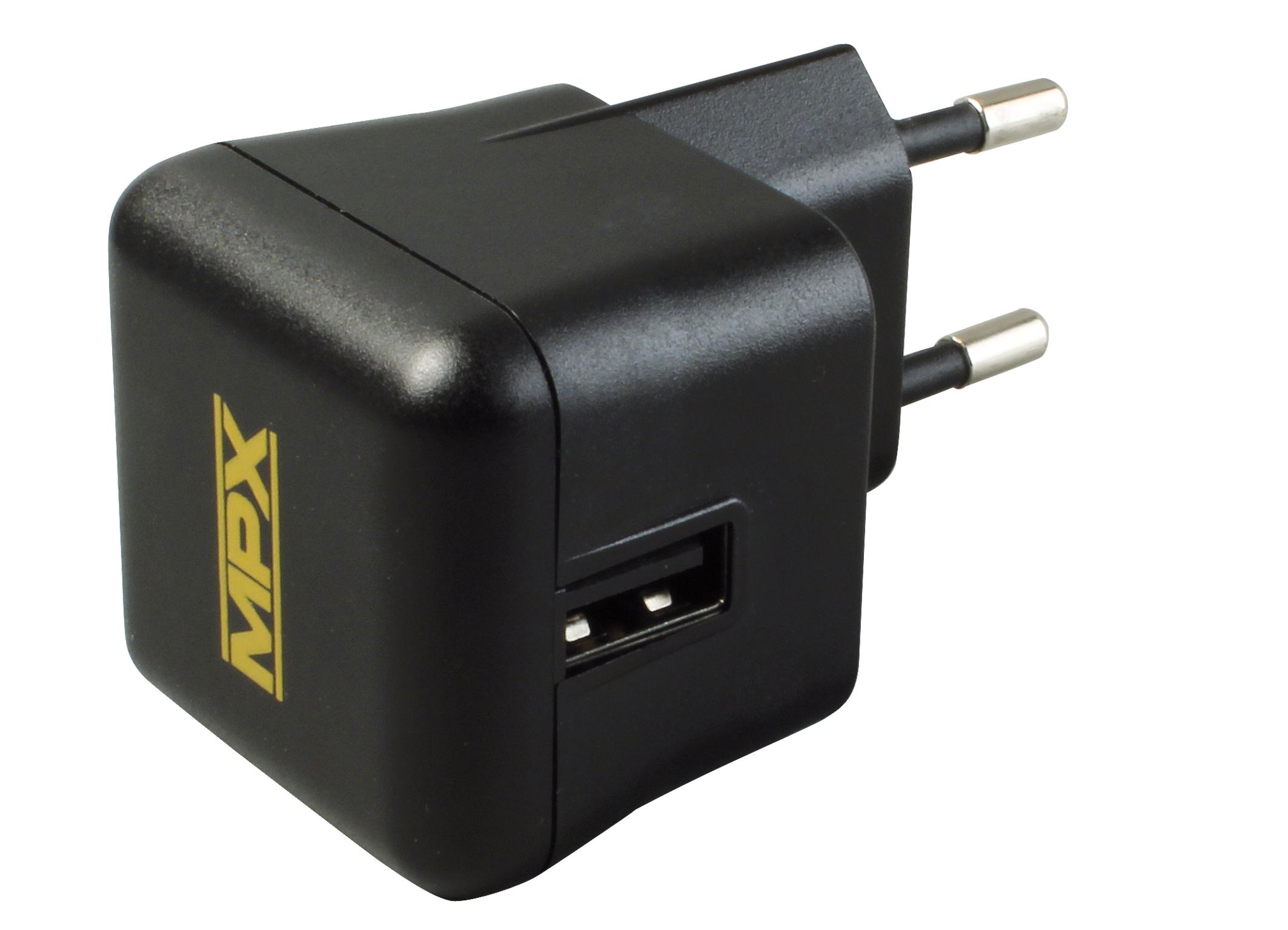 Multiplex USB Steckerladegerät 100-240V AC