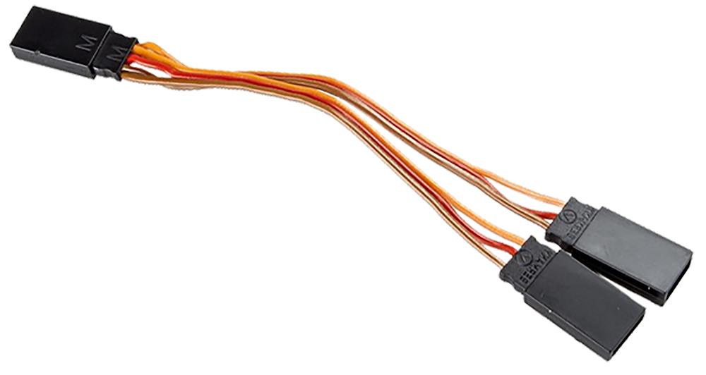 Multiplex V-Kabel Sensor (3 UNI-Stecker)