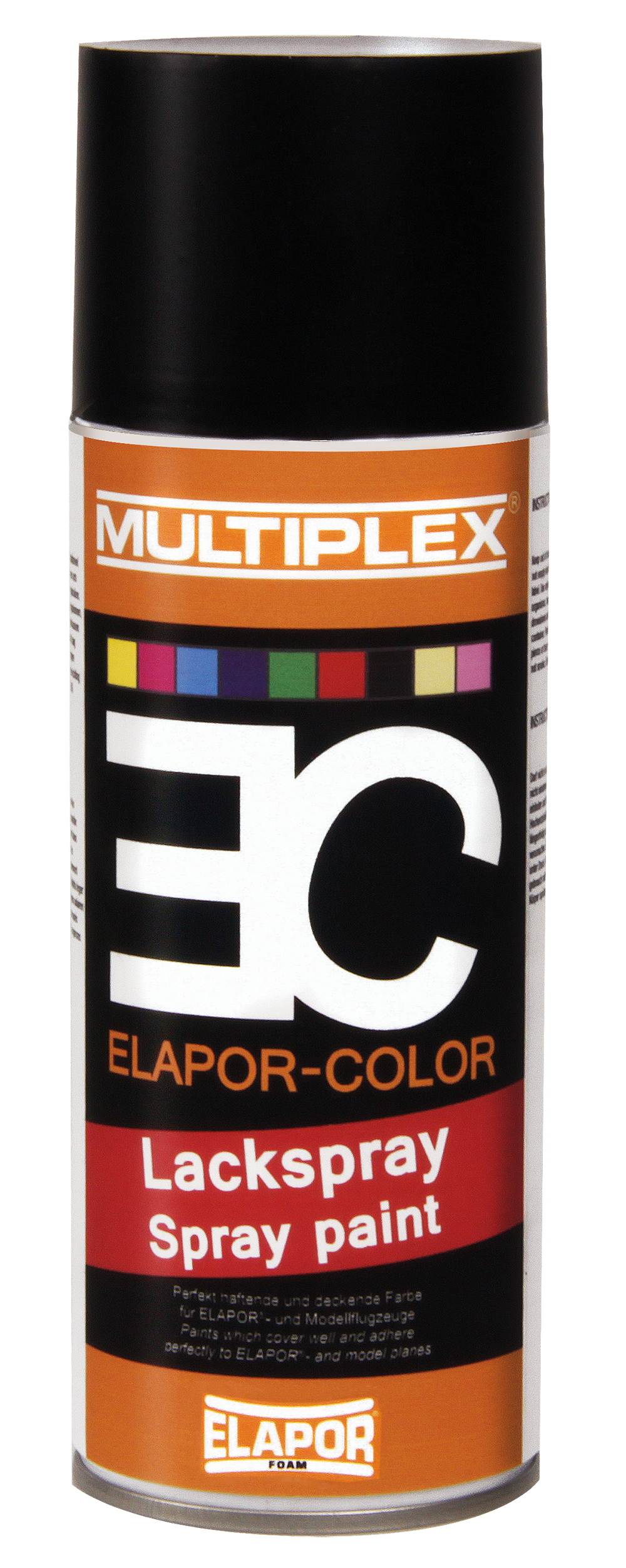 Multiplex EC Farbe Orange 400ml