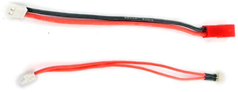 Hitec Adapterkabel für X4 Micro 1S BEC & Molex 2.5