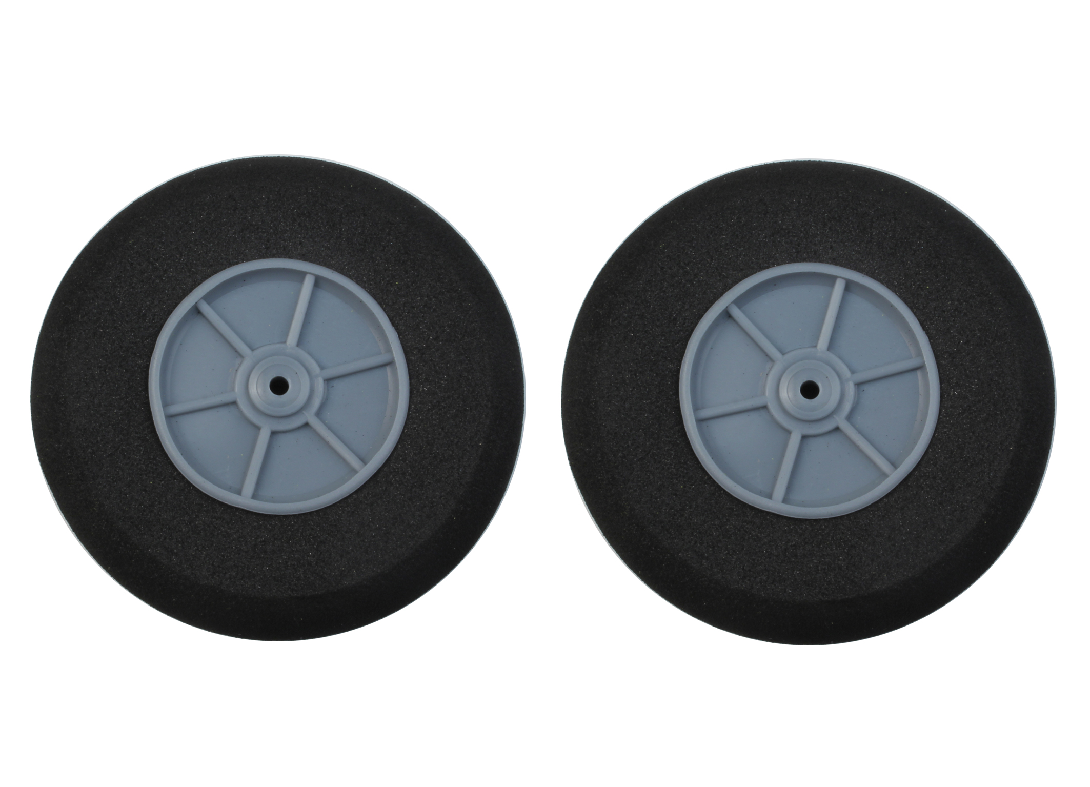 Moosgummiräder superleicht 26mm 1 Paar