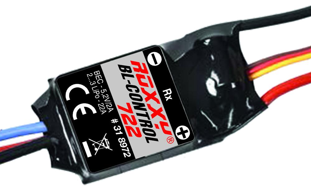 Multiplex ROXXY BL-Control 722 BEC
