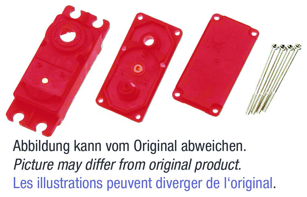 Gehäuse RHINO / RHINO pro SHV digi 4 (ohne Kühlkör