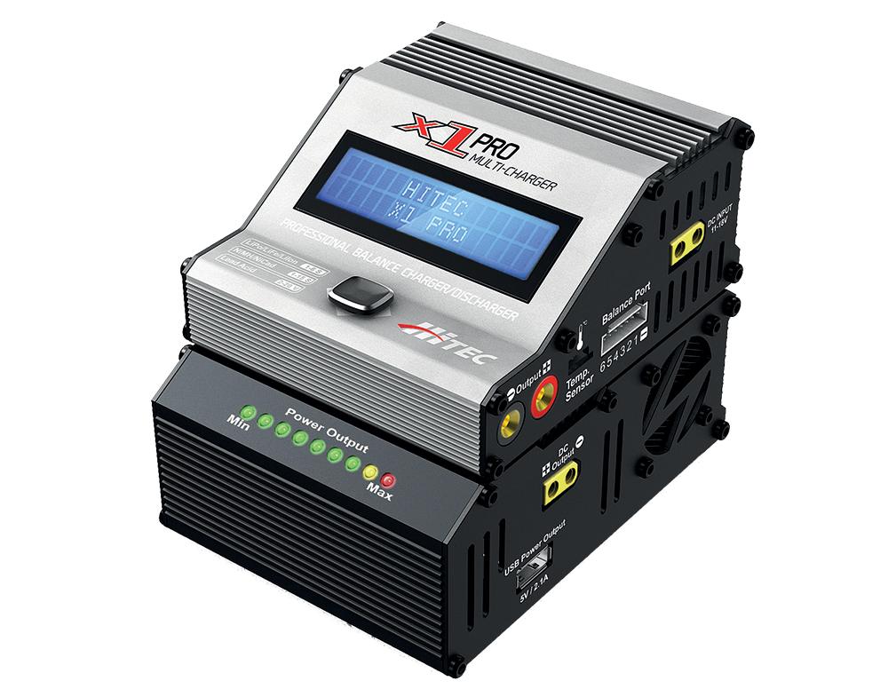 Ladegerät Combo: X1 Pro und ePowerBox 17A