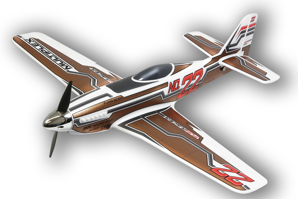 Multiplex RR FunRacer Bronze Edition