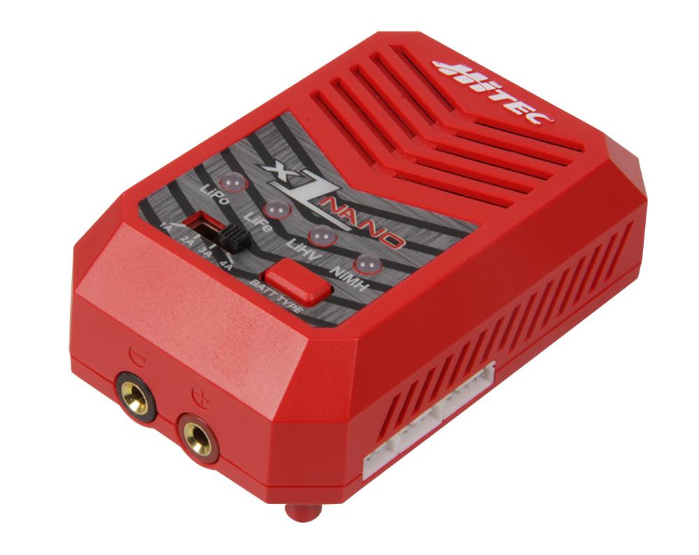 Ladegerät HiTEC Multicharger X1 NANO