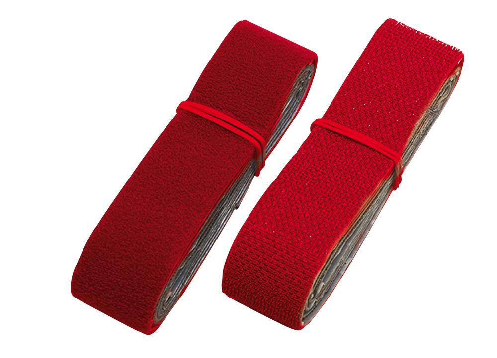 Klettband selbstklebend 25x1000mm