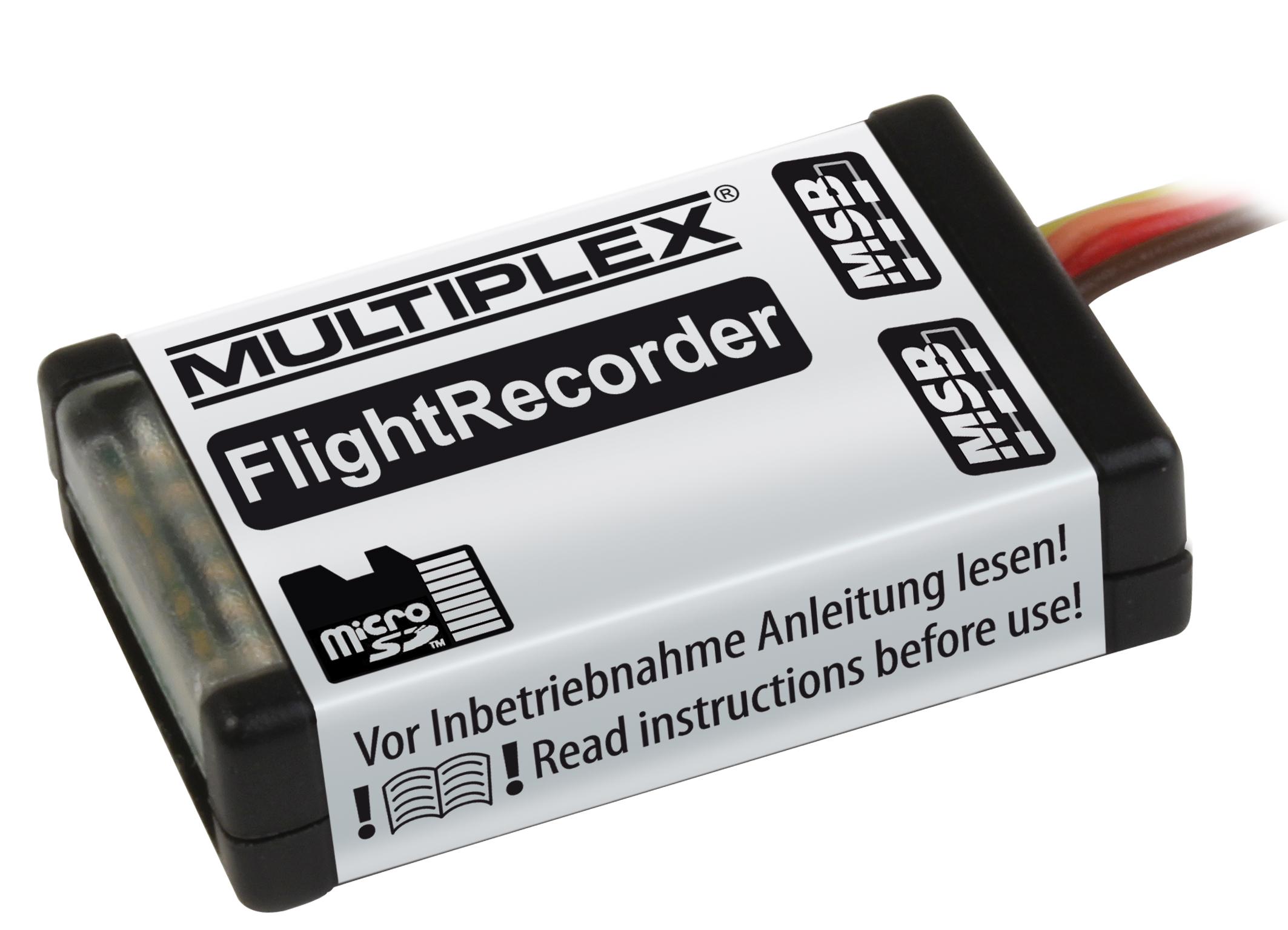 FlightRecorder für M-LINK-Empfänger