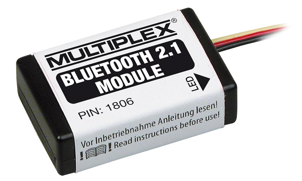 Bluetooth Modul für Wingstabi