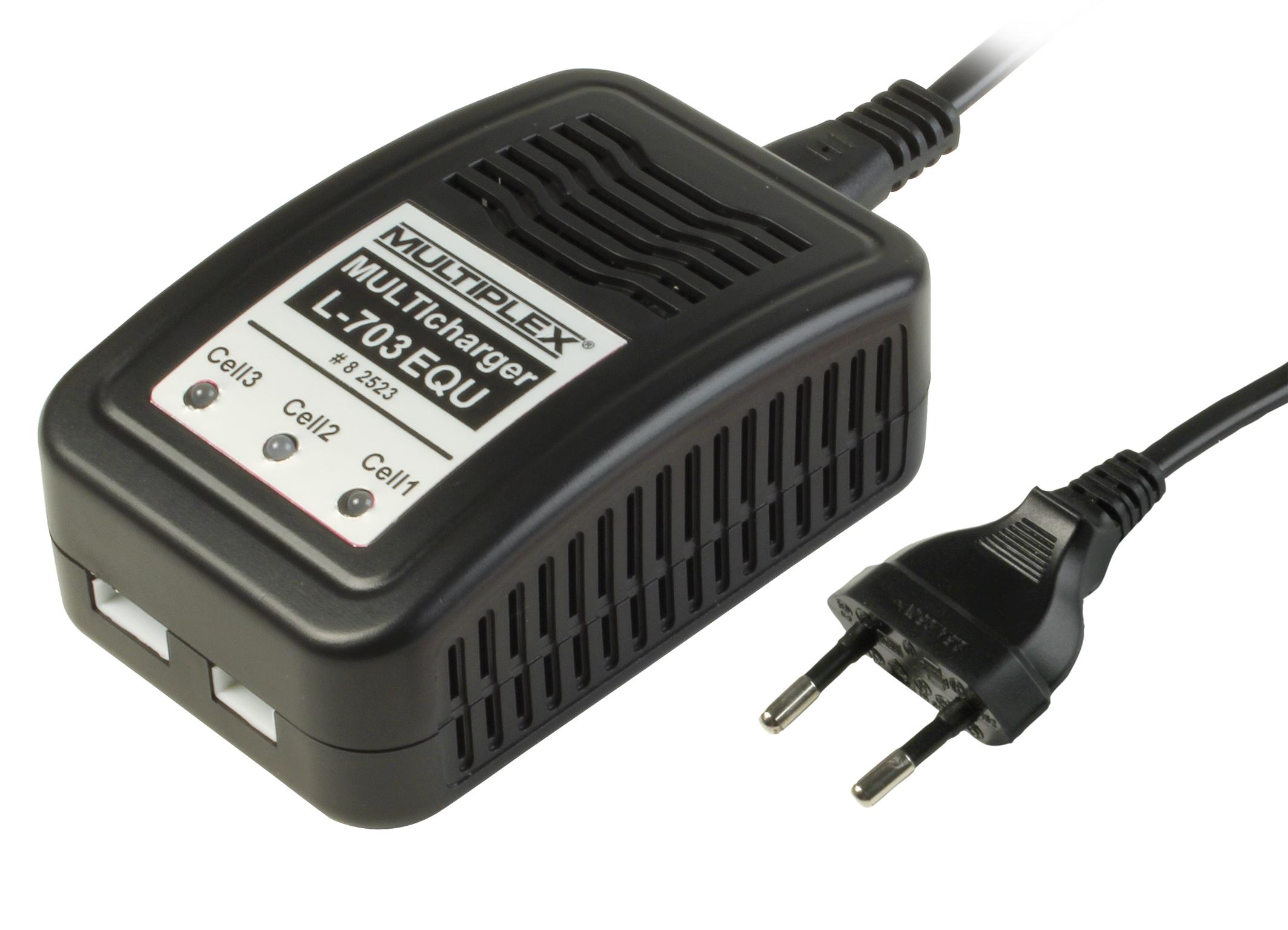 Multiplex MULTIcharger L-703 EQU