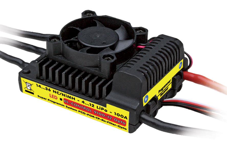 Multiplex ROXXY BL-Control 9100-12 Opto