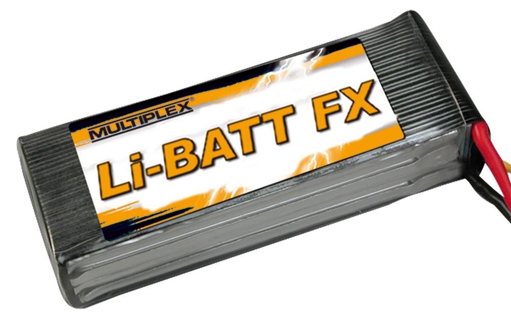 Akku Li-Batt FX 3/1-800 (M6)