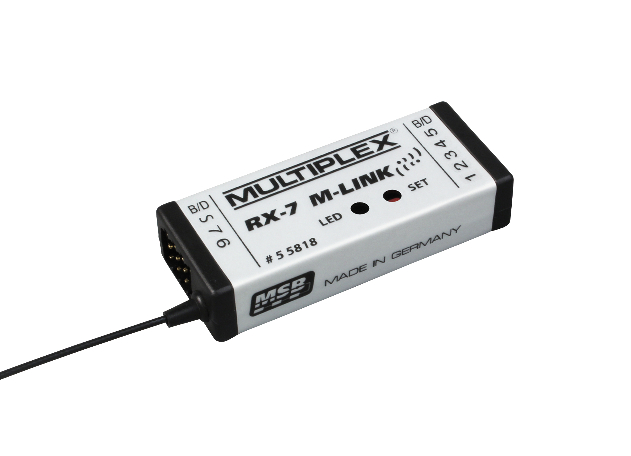 Empfänger RX-7 M-Link 2,4 GHz