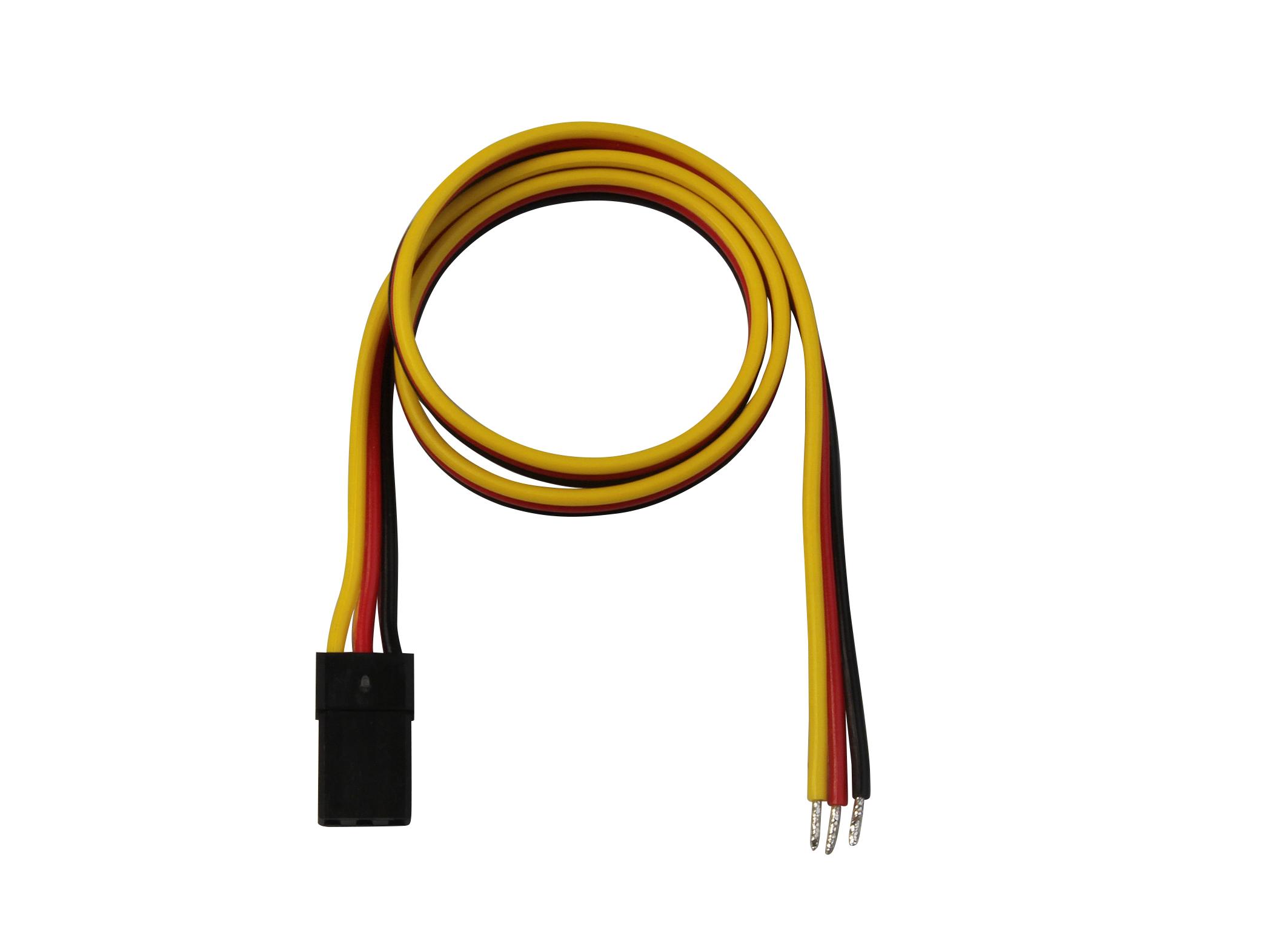 Multiplex Servo-Anschlußkabel (UNI)