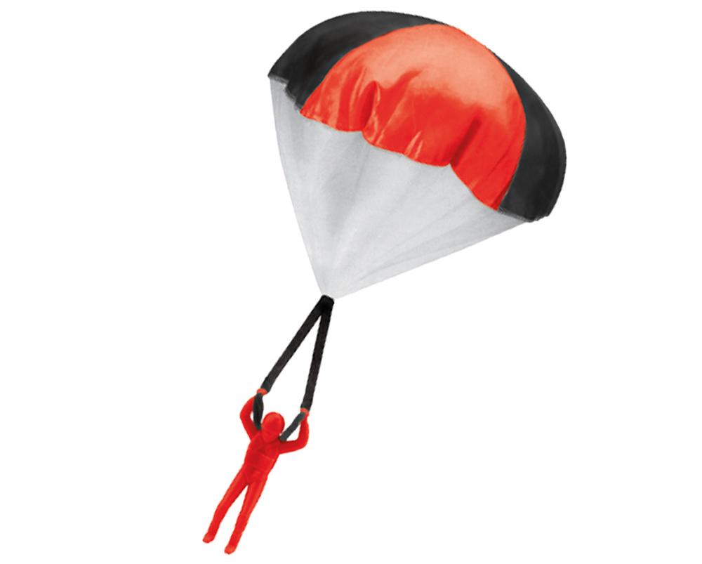 Fallschirmspringer Alfred