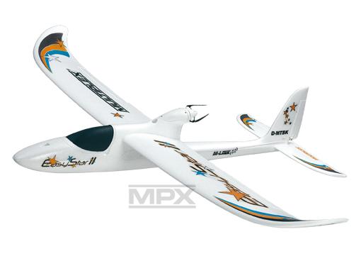 Multiplex RR EasyStar II mit BL-Antrieb